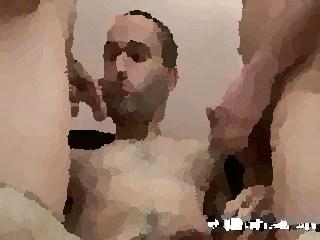 gangbang porn asian lesbian sex amateur creampie anal threesome