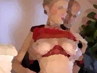 cfnm milfs share a cock together and have good