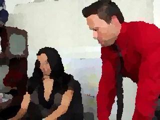 porn star ficken boss wahrend casting