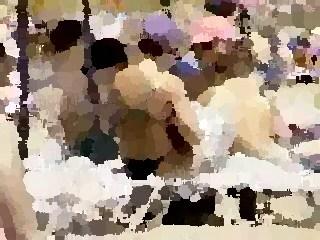 post edited curvy hot milfs nude at the beach spycam hd voyeur video