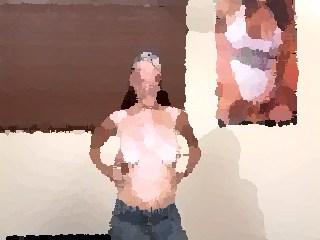 young student fucking glamorous tits
