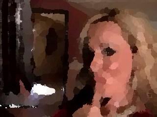 skirty housewife lovers stephanie blonde milf green panty fingering amateur