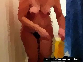 big amateur mature ass on hidden cam after shower in bath hot live sex cams